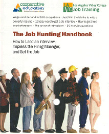 Cover of The Job Hunting Handbook