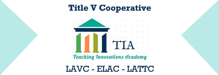 Title V Cooperative Teaching Innovations Academy Logo