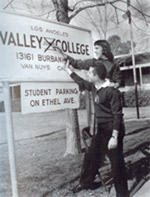 LA Valley Jr College Changes its Name