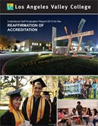 Accreditation Self-Study 2013 Cover Image