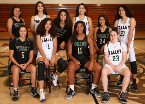 Lady Monarchs Roster: Los Angeles Valley College