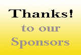 Thanks! to our sponsors