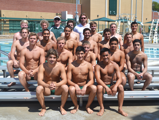 Monarch Men's Swimming Team