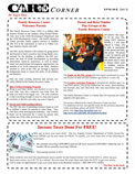 Spring 2012 CARE Newsletter