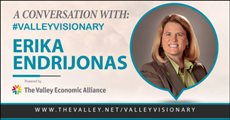 Valley Economic Alliance Highlights Dr. Endrijonas as a Valley Visionary