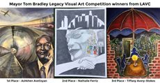 LAVC Students Win Bradley Art Competition