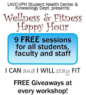 Wellness & Fitness Happy Hour - Aerobics