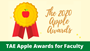 TAE Recognizes Faculty at its 2020 Apple Awards