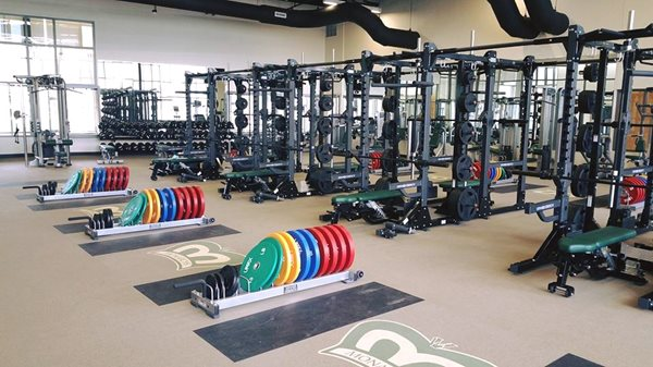 Training facility los angeles valley college for Athletic training facility design