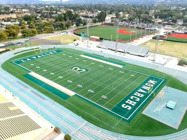db5330ed Football Facilities: Los Angeles Valley College
