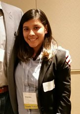 LAVC Student Receives a California Blueprint Young Scholars Award