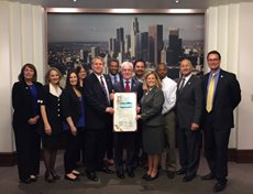 LA Fellows Program Recognized by the LA City Council