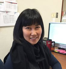 Welcoming Sarah Song, LAVC's New AVP of Administrative Services