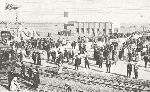 An old Picture of Van Nuys