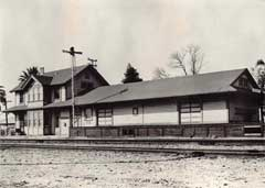 An old Railroad Station