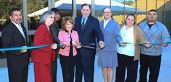 Ribbon Cutting for Student Services Complex