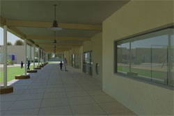 Image of inside of Child & Family Complex