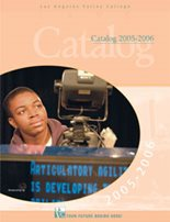 Cover of 2005 - 2006 Catalog